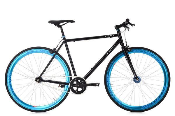 "KS Cycling Fixie Fitnessbike 28"" Pegado"