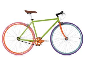 """KS Cycling Fixie Fitnessbike 28"""" Essence RH 47 cm"""