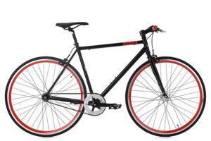 KS Cycling Fixie Fitnessbike 28'' Flip Flop RH 59 cm
