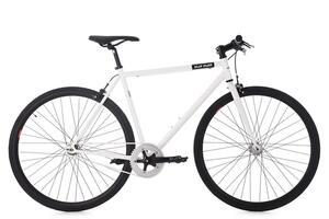 KS Cycling Fixie Fitnessbike 28'' Flip Flop RH 56 cm