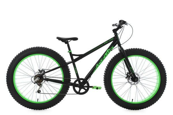 KS Cycling Mountainbike Fatbike 26''