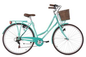 KS Cycling Damenfahrrad 28'' Stowage