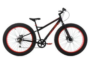 KS Cycling Mountainbike Fatbike 26''