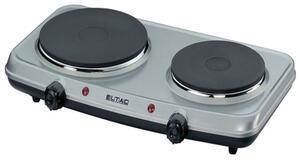 ROMMELSBACHER ELTAC Doppelkochplatte DK28