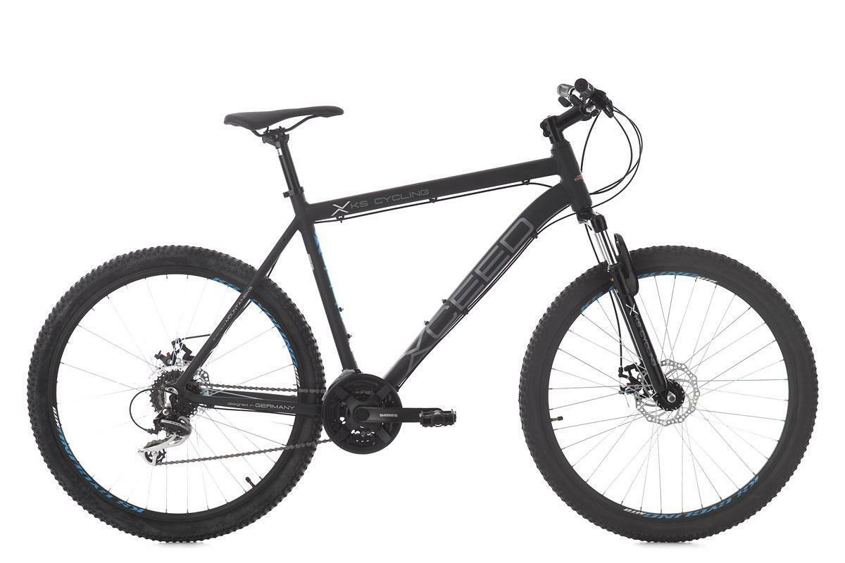 Bild 1 von KS Cycling Mountainbike 27,5'' Xceed schwarz RH 49 cm