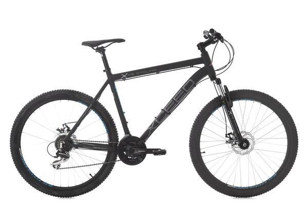 KS Cycling Mountainbike 27,5'' Xceed schwarz RH 49 cm