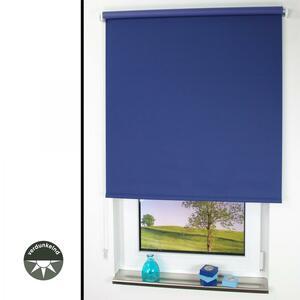 Bella Casa Seitenzugrollo 082 x 180 cm dunkelblau