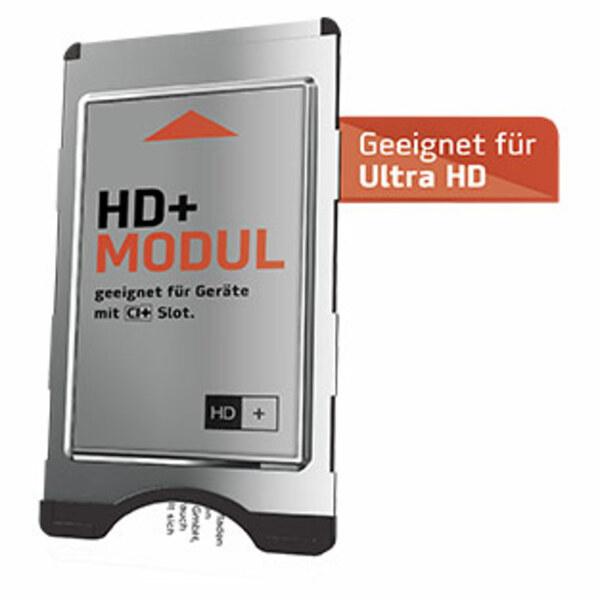 HD+-Modul inkl. HD+-Sender-Paket für 6 Monate gratis, geeignet für UltraHD