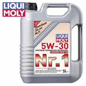 Longlife III 5W-30 5 Liter
