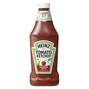 Heinz Tomato Ketchup jede 1320-ml-Flasche
