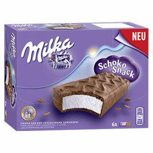 Milka Schoko Snack jede 6 x 32 g = 192-g-Packung