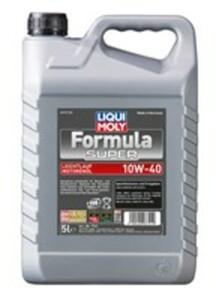 Liqui Moly Formula Super 10W-40 Motoröl , 5 Liter