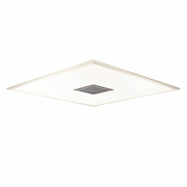 home24 LED-Deckenleuchte Niven III