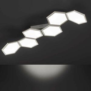 home24 LED-Deckenleuchte Signe