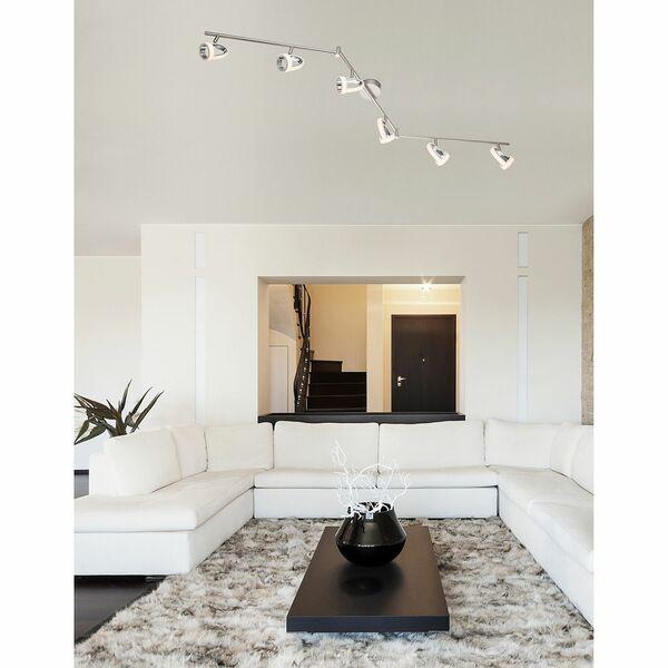 home24 LED-Deckenleuchte Rodrik III