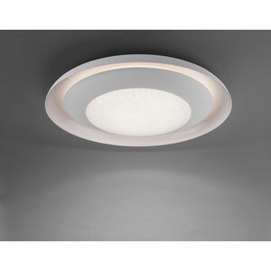 home24 LED-Deckenleuchte Sarina