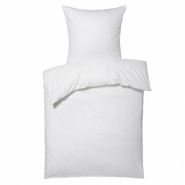 Bettwäsche-Garnitur ´´Diamond´´ weiß