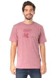 PLANET SPORTS Trailer - T-Shirt für Herren - Rot