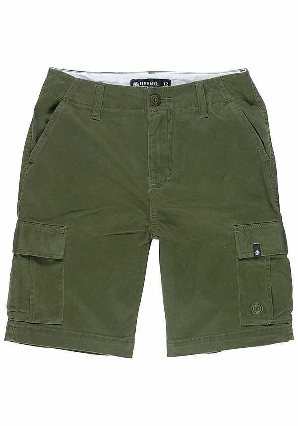 Element Legion - Cargo Shorts für Jungs - Grün