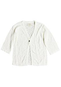 Roxy Livin Sunday - Strickjacke für Mädchen - Weiß