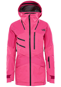 THE NORTH FACE Fuse Brigndine - Outdoorjacke für Damen - Pink