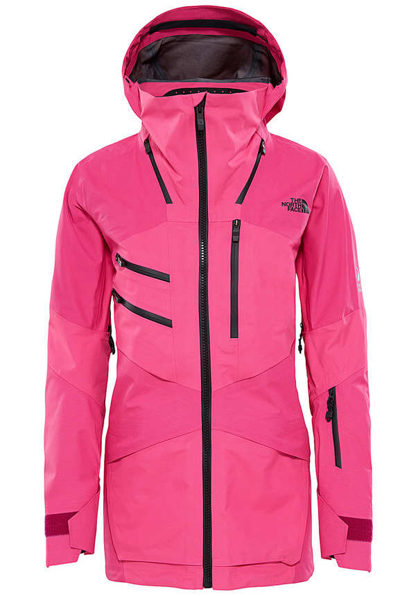 best service 1fd1e fdb25 THE NORTH FACE Fuse Brigndine - Outdoorjacke für Damen - Pink