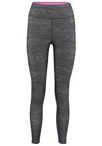 O´Neill Printed 7/8 Length - Leggings für Damen - Grau
