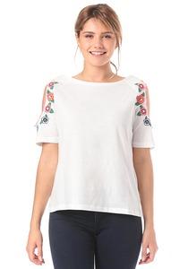Vila Vipapia - Top für Damen - Weiß