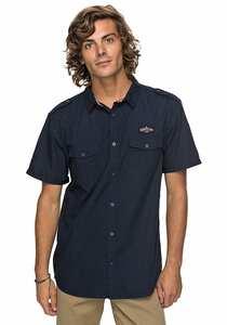 Quiksilver SHD Tripster - Hemd für Herren - Blau
