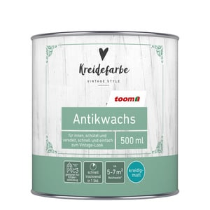 toomEigenmarken -              toom Kreidefarbe Antikwachs 0,5 l