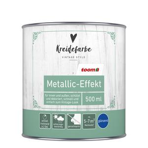 toomEigenmarken -              toom Kreidefarbe Metallic-Effekt silber glänzend 0,5 l