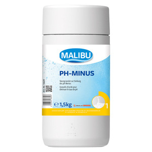 Malibu pH-Minus