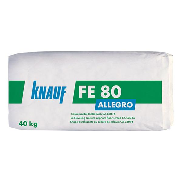 Knauf Fließestrich FE 80 Allegro