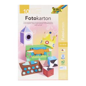 Fotokarton-Block