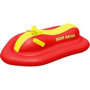 Aqua Racer Jetski aufblasbar 114x68cm rot/gelb