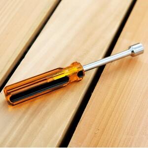 Schraubenschlüssel für Gewächshäuser