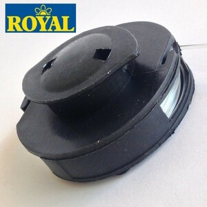Einhell Ersatz Fadenspule Ø1,3mm 8m Nylon Ersatzspule Ersatzfadenspule