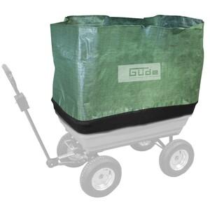 GÜDE Aufsatzplane für Gartenwagen aus Polyethylen