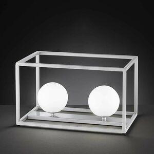 home24 LED-Tischleuchte Aurelia