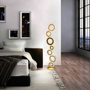 home24 LED-Stehleuchte Firenze I