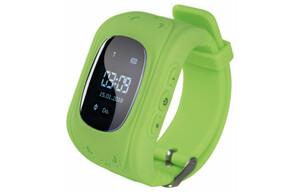 EASYmaxx Armbanduhr Kids limegreen