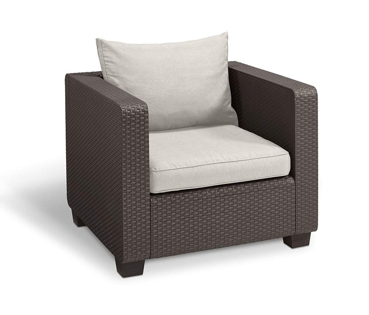 Bild 1 von Salta Lounge-Sessel, Braun