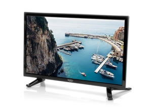 XORO HD LCD-Fernseher 47cm (18,5 Zoll) HTL1946 , 50Hz, DVB-T/-T2/-C/-S2 Empfänger, Farbe: Schwarz