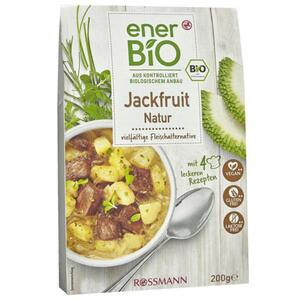 enerBiO Jackfruit Natur 1.75 EUR/100 g