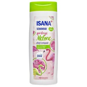 ISANA Schaumbad spritzige Melone 1.59 EUR/1 l
