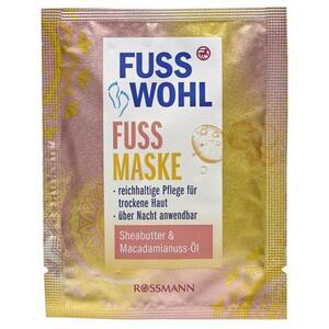 Fusswohl Fussmaske 4.60 EUR/100 ml