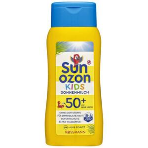 sunozon Kids Sonnenmilch LSF 50+ 2.00 EUR/100 ml