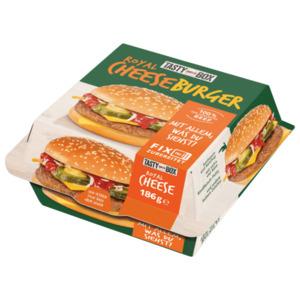 Abbelen Royal Cheese Burger 186g