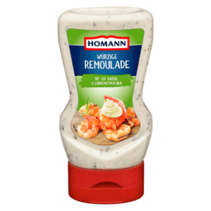 Homann würzige Remoulade 250ml
