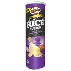 Pringles Rice Japanese BBQ Teriyaki 180g